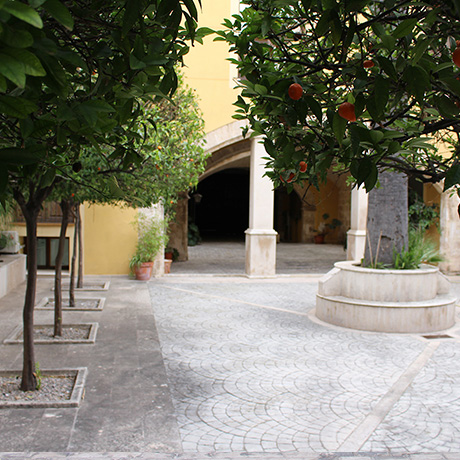 Palacio Mercaderes